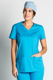 Truquoise Woman Tunic Health