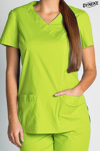Pistachio Woman Tunic Health