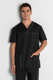 Black Men Tunic Health