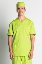 Pistachio Men Tunic Health