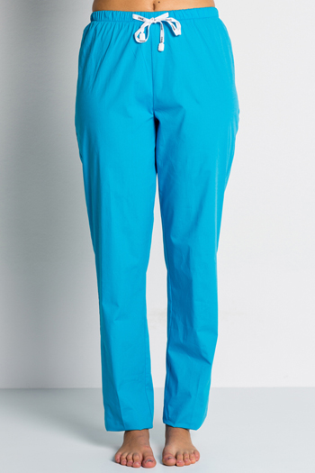 Blue Turquoise Pants Health