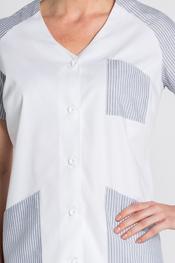White Service tunic