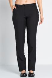 Pantalón negro con bolsillos