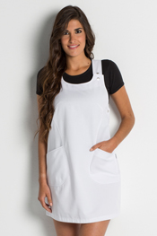 White jumper dress services