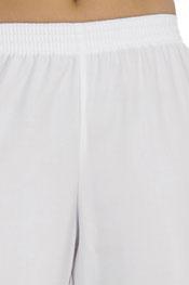 Pantalón clásico blanco