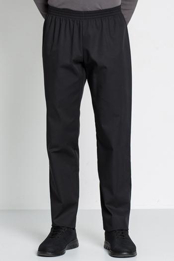 Pantalón clásico negro