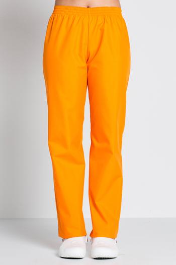 Pantalón sanidad unisex mandarina