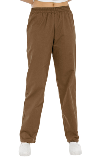 Pantalón pijama marrón dyneke
