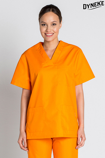 Chaqueta pijama mandarina