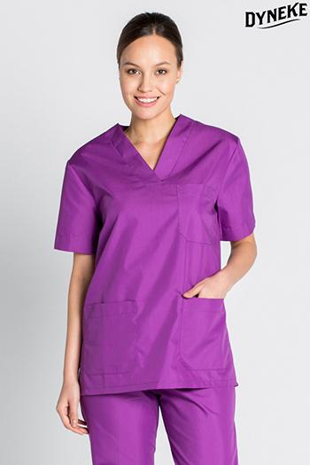 Blusón violeta