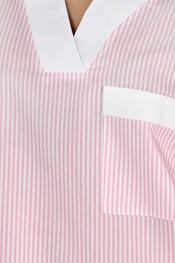Pijama clásico rosa