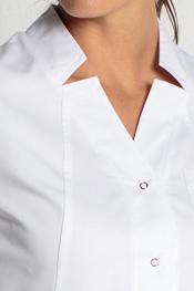 Long coat short sleeve