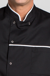 Men's jacket with contrast