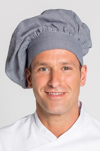 Gorro cocinero pata de gallo