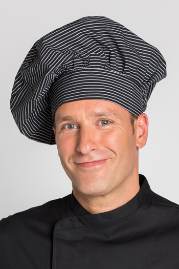 Gorro cocinero raya diplomatica
