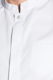 White tunic men long sleeve