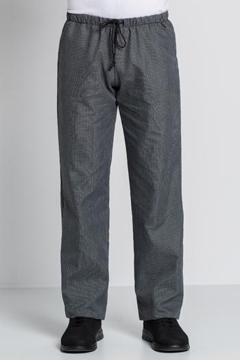 Pantalón chef con bolsillos