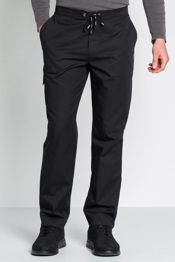 339e37118e Pantalon negro para caballero. Pantalon cocina y servicios ...