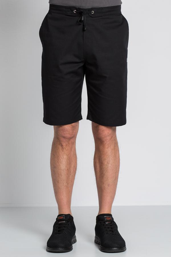 f36b949537 Bermuda de hombre en negro.Bermudas y pantalones para el trabajo ...