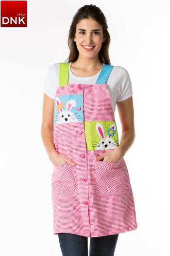 Bunny' Jumper Dress Teacher