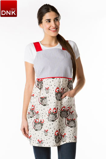 Cat and Mouse Jumper Dress Teacher