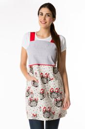 Cat and Mouse' Jumper Dress Teacher