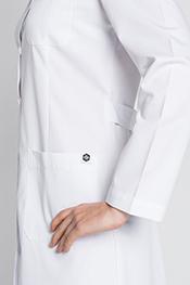 Lady classic pharmacy tunic long sleeve