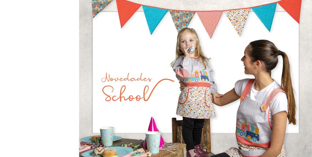 tienda online escolar y maestra