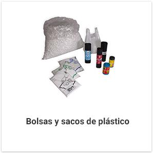 Bolsas y sacos de plástico