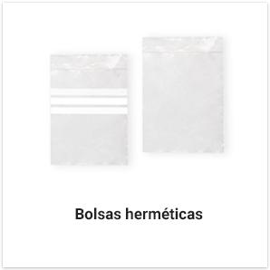 Bolsas herméticas