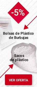 Promoción Bolsas de Plástico Cajadecarton.es