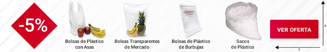 Promoción Bolsas de Plástico