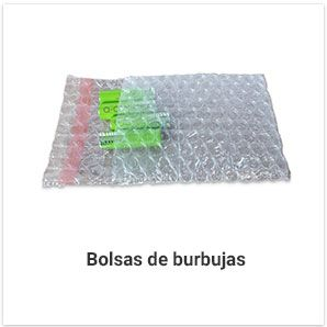 Bolsas de burbujas