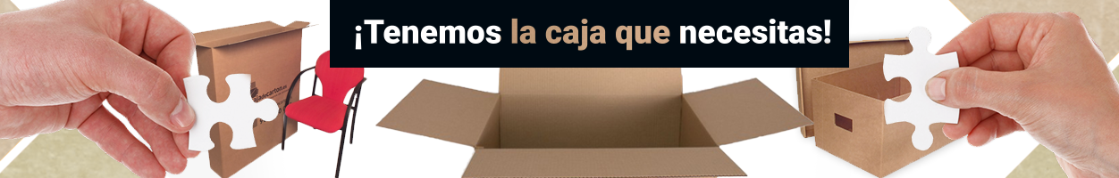 La caja que necesitas
