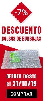 Promoción Bolsas Burbujas