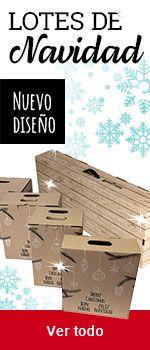Cajas para Navidad Cajadecarton.es