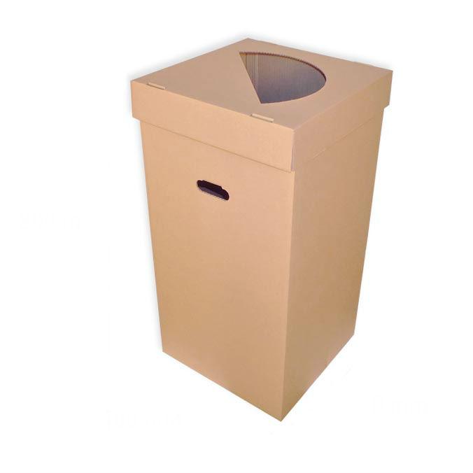 Papeleras de cartón
