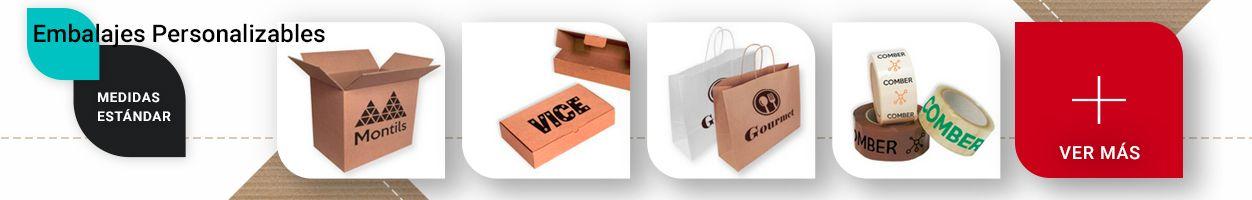 Embalajes personalizados Caja de Cartón