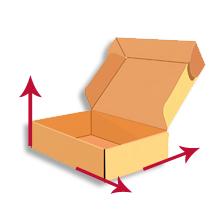 Cajas Auto-montables a medida y Personalizables