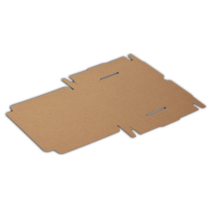 Caja de carton para envios CD 140x140x018mm