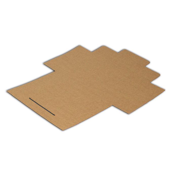 Caja de carton para envios 305x225x025mm