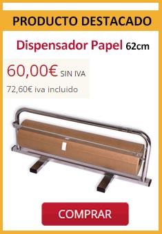 Dispensador Papel 62cm