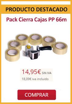 Pack Cierra Cajas