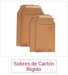 Sobres de Carton