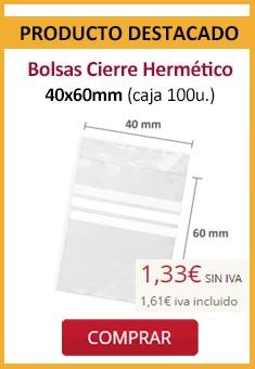 Bolsas Herméticas Autocierre