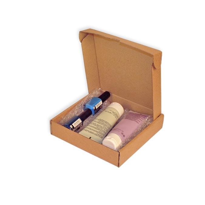 Caja para envíos 160x160x035mm