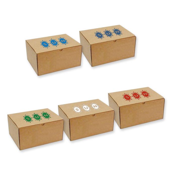 Caja para envíos 250x205x130mm