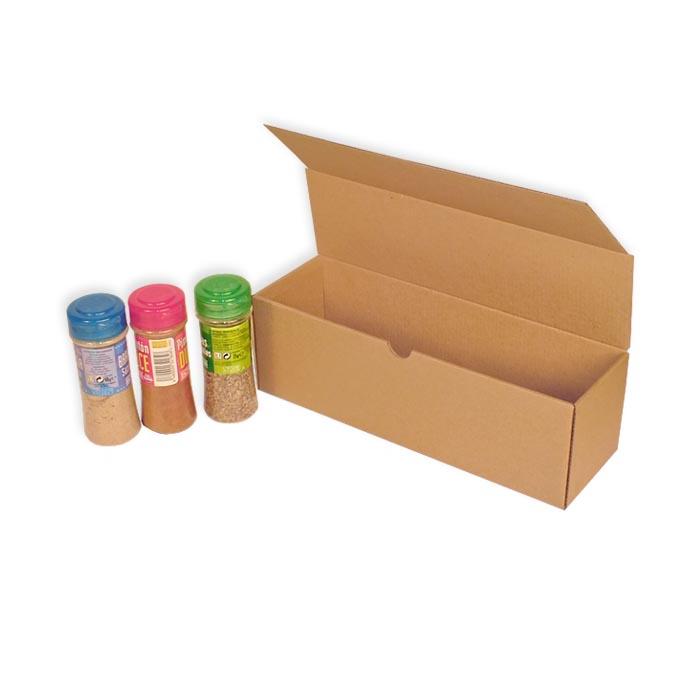 Caja de carton para envios 280x085x085mm