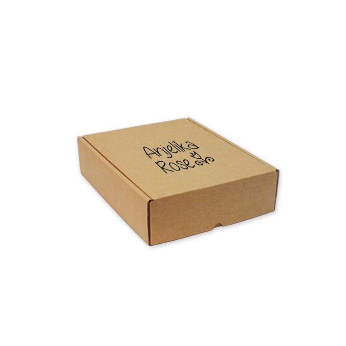 Caja para envío 3 botellas con separadores