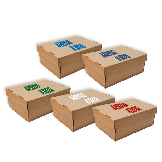 Caja con Tapa 385x285x165mm